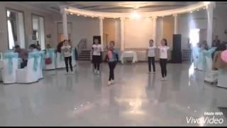 Танец группы