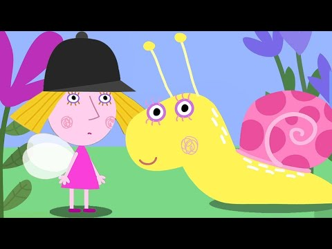 Ben And Holly's Little Kingdom Full Episodes🌟 Ben, Holly And Snails | 1Hour | HD Cartoons For Kids