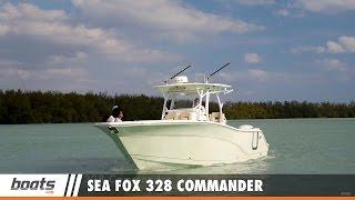Sea Fox 328 Commander: First Look Video Sponsored by United Marine Underwriters