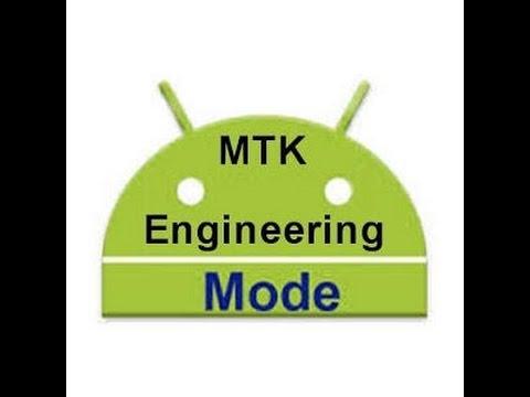 Mtk Engineer ses ayarları