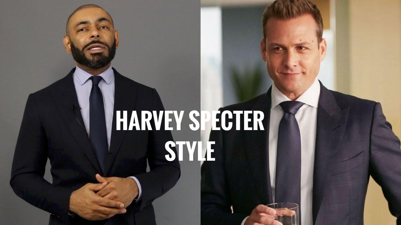 29f354632c How To Dress Like Harvey Specter From Suits Harvey Specter From Suits Style  BreakDown