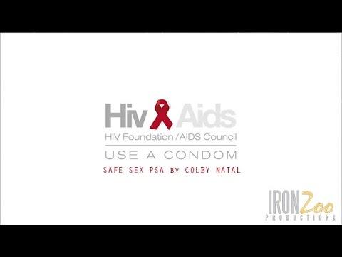 Safe sex public service announcement