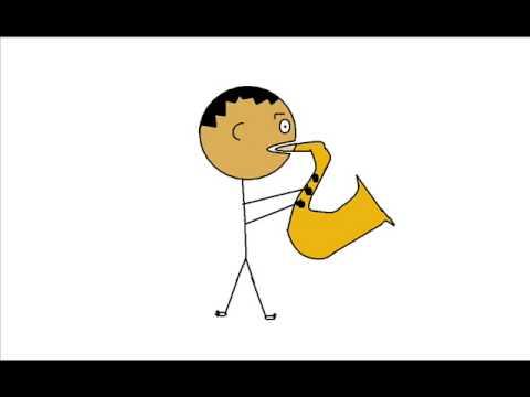 SAX MAN MUSIC VIDEO