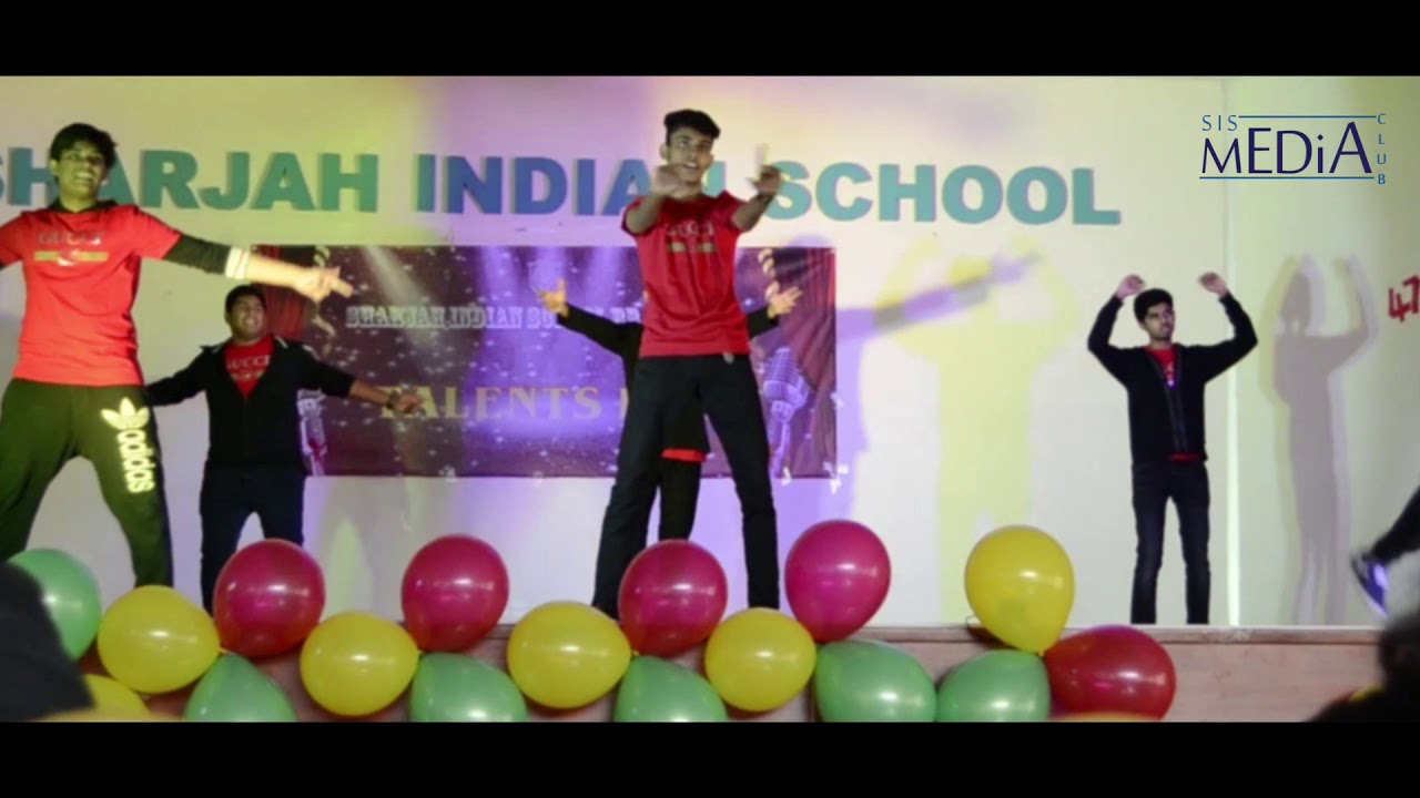 Sharjah Indian School Talent's Day 2K18 by Comrades