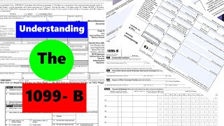 What is the 1099-B Tax Form