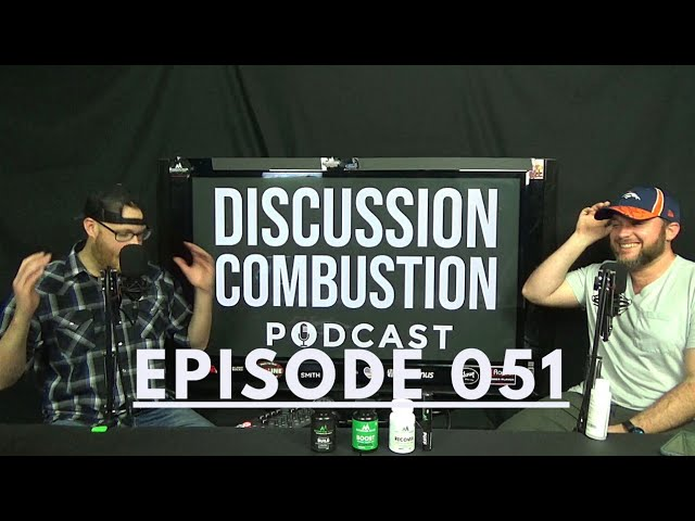 Discussion Combustion Podcast   Episode 051 w/ Kevin Batstone & Arthur Rawe
