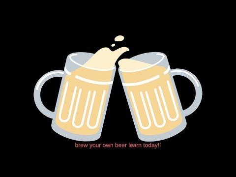 beer brewing beer