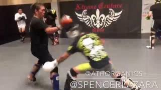 Xtreme couture sparring ft. Boston salmon, Johnny Nunez, Brad Tavares, Zach Juusola, Shai Lindsay