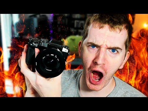Top 5 Reasons to NOT Buy a Panasonic G7 for Video - G7 Issues - Panasonic Lumix G7 Review