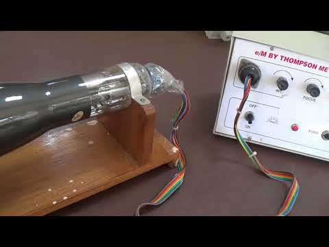 Know in 3 minutes about Cathode Ray Tube and e/m Thomson's Experiment
