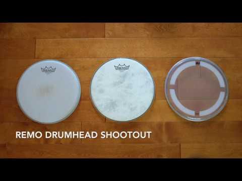 Drum Workshop Coated Clear  Drum Head 14 inch