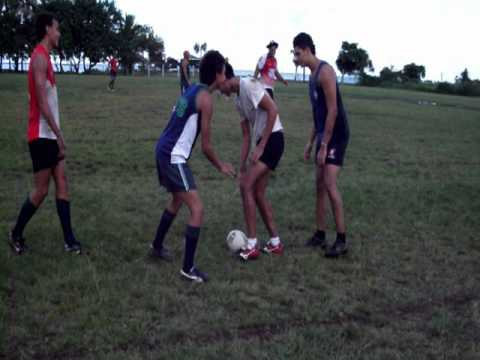 International School Suva Cowboys Training Video