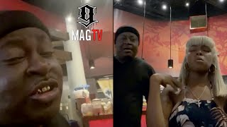 """Trick Daddy Offers Lady $1000 To Do The """"One Chip Challenge!"""" 🤮"""