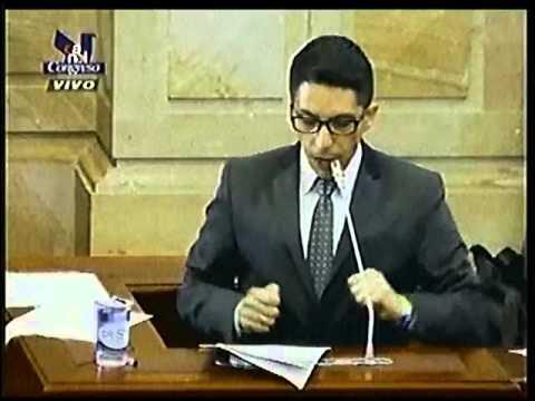 Intervención del Diputado Ramiro Rivera en audiencia pública Adulto Mayor
