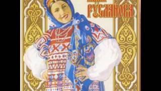 Лидия Русланова - На улице дождик Lidia Ruslanova - It Is Raining Outside