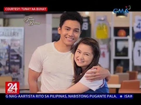 24 Oras: Barbie Forteza, inaming 1 year nang in a relationship with Jak Roberto