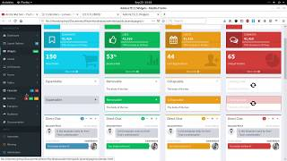 Laravel Tutorial: Integrated Admin LTE Template for Laravel