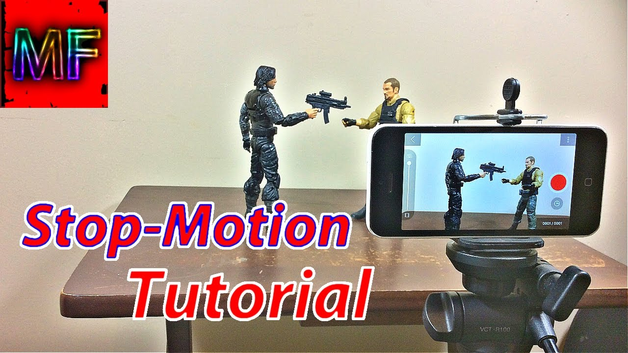 How to Create a Stop Motion Animation - wikiHow