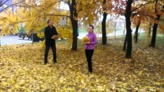Уроки фотографии. Как сделать осенний листопад.