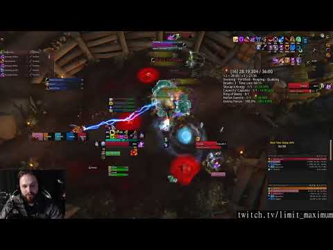 Repeat WoW streams highlights [28-03-2019] - feat  metroboomnx