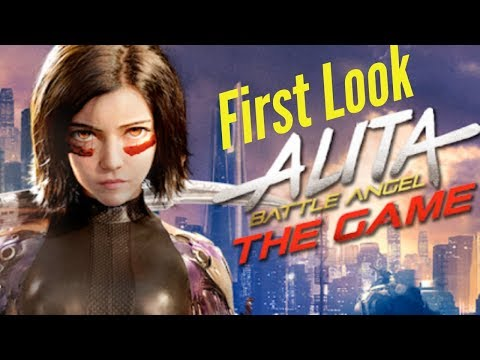 Alita Battle Angel - The Game - First Look from YouTube · Duration:  15 minutes 6 seconds
