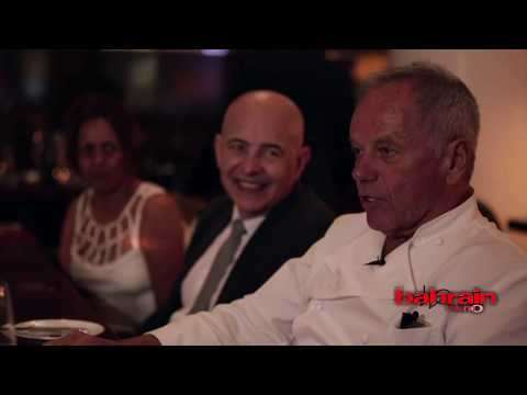 Chef WolfGang Puck Interview - Four Seasons Hotel Bahrain Bay - CUT by WolfGang Puck