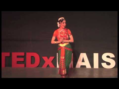 Inspiration Through Dance: Vani Ganapathy at TEDxMAIS