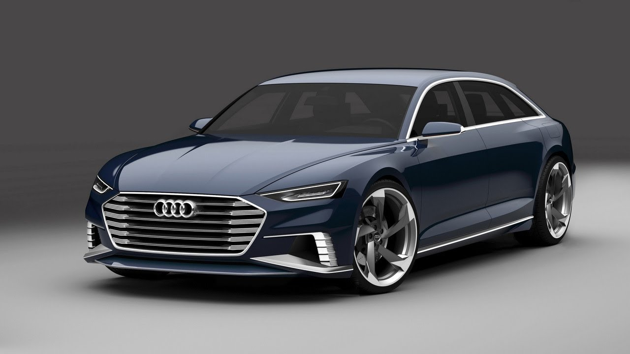 New Audi A6 2018 2019 Youtube