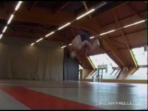 Cyril Raffaelli Parcour Training