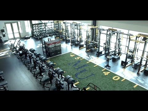 Facility Showcase-Knights Strength and Conditioning-Marian University