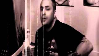 Loreen - Euphoria Eurovision Song Contest 2012 winner Acoustic cover by Mikael Ralle Rask