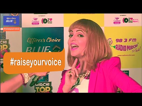 Mirchi Top 20  Officer's Choice Raise Your Voice