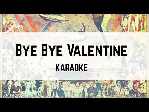 Indochine - Bye Bye Valentine (karaoké)
