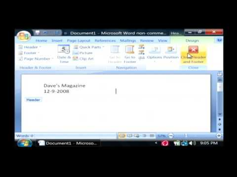 computers tips advice how to create a magazine with word youtube