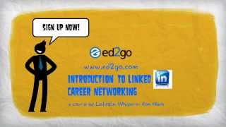 ed2go Introduction to LinkedIn Career Networking