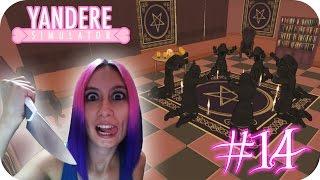 Nos unimos al club de Ocultismo! - Yandere Simulator - EP 14