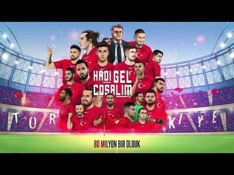 Hadi Gel Coşalım lyrics – ALI471 (Milli Takım Euro 2020)