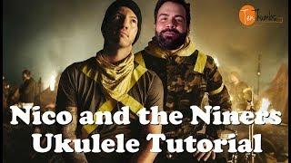 Nico and the Niners - Twenty One Pilots - Easy Beginner Ukulele Tutorial