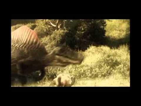 Spinosaurus Tribute - The Night