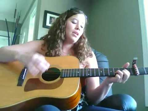 Kelly Clarkson- Because of You (Acoustic) By Jamie Curno