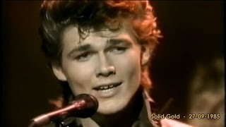 a-ha live - Take on Me (HD) - Solid Gold / USA - 25-09-1985 *** Live  Overdub ****