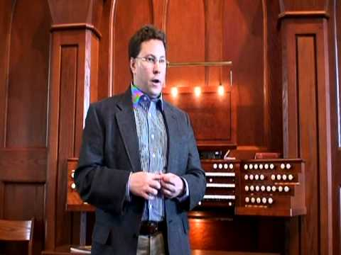 Organ lecture