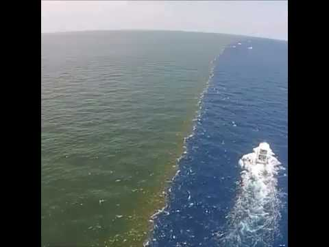 Baltic and North sea meeting point