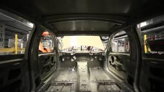 四分鐘睇晒 BMW 汽車製作過程