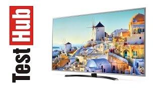 lG 55UH66 UHD ULTRA HD TV 4K - Test - Review - Recenzja - Prezentacja