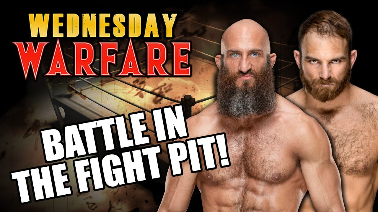 Thatcher and Ciampa Battle in the Fight Pit! | Wednesday Warfare (January 20, 2021)