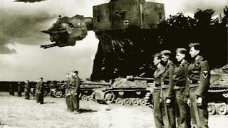 «Тайны III Рейха».  Дойти до Берлина - Тайное оружие Гитлера. Фильм третий.