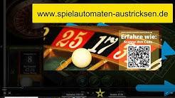 Online Casino Trick Roulette Trick 2020 von Frau gezeigt