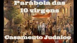 Parábola das Dez Virgens e o Casamento Judaico