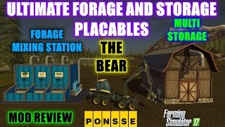 "[""farming simulator 17"", ""farming simulator 2017"", ""games"", ""gaming"", ""video games"", ""part"", ""episode"", ""mod"", ""review"", ""mod review"", ""showcase"", ""spotlight"", ""ponsse"", ""pc"", ""ps4"", ""xbox one"", ""people"", ""food"", ""grain"", ""tractor"", ""harvester"", ""storage"""